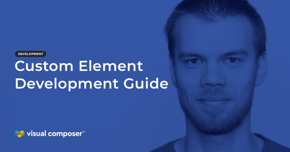 Custom element API for Visual Composer