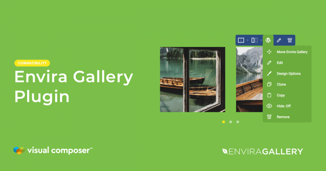 Compatibility with Envira Gallery