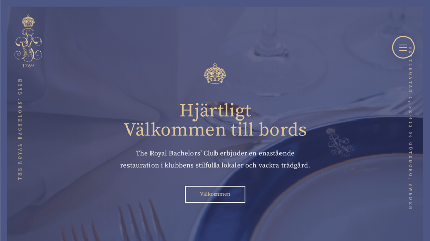 Krogen RBC website example made with Visual Composer