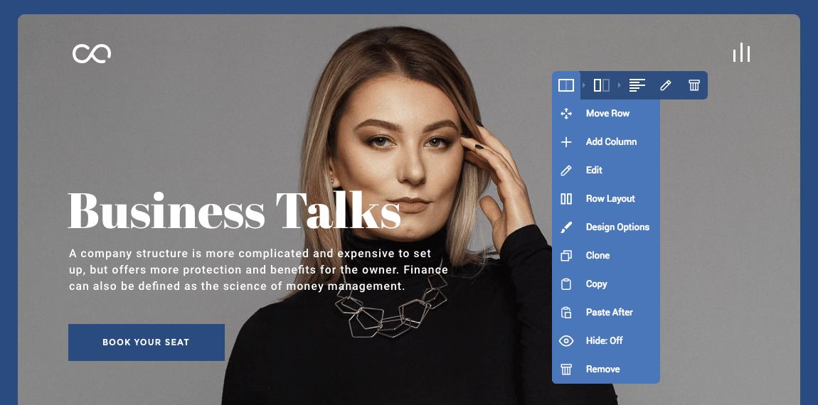Build custom WordPress sites with Visual Composer