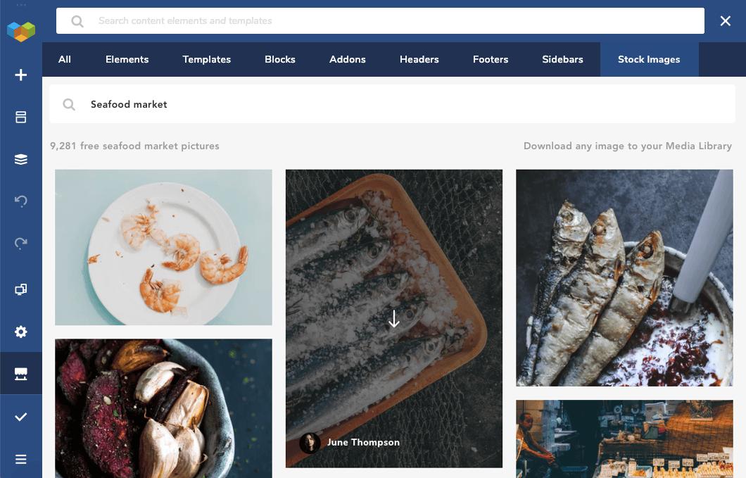 Download Unsplash photos to your WordPress