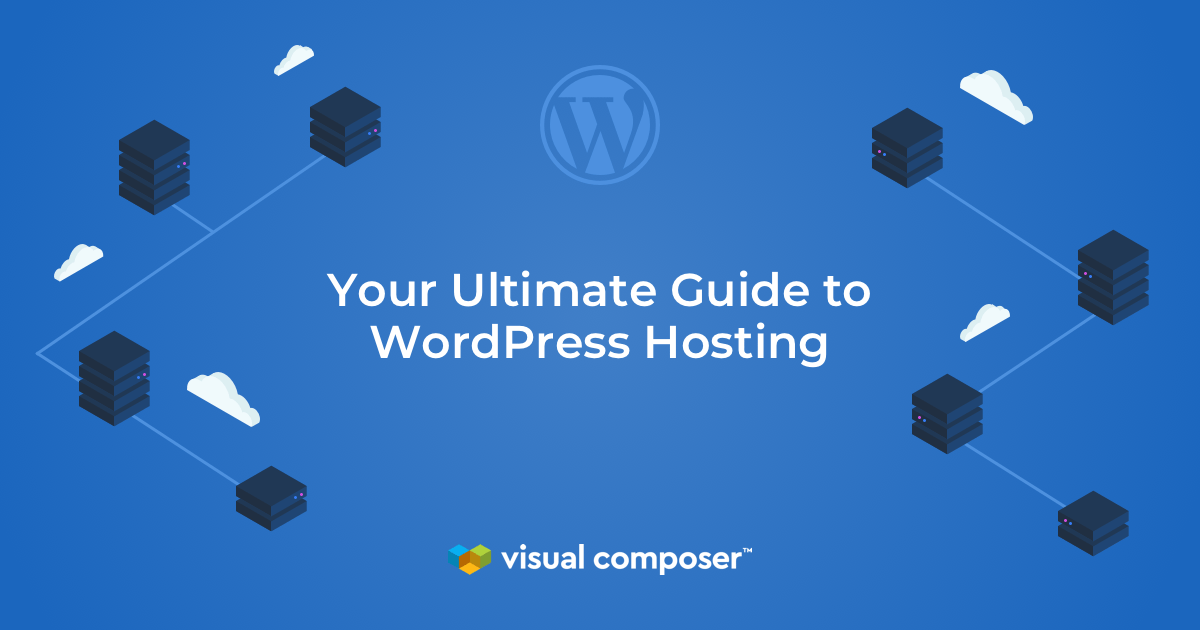 Ultimate WordPress hosting guide featured image