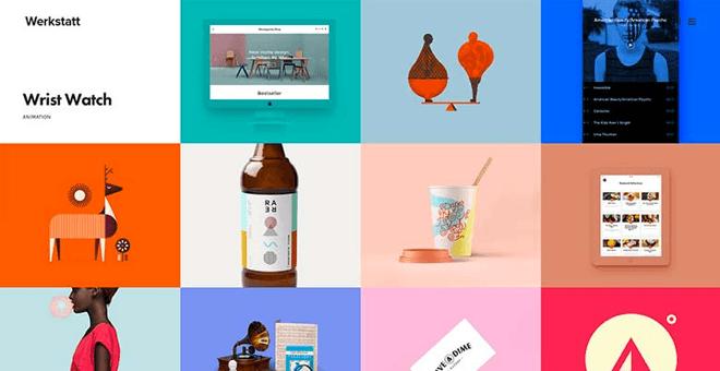 Werkstatt WordPress theme