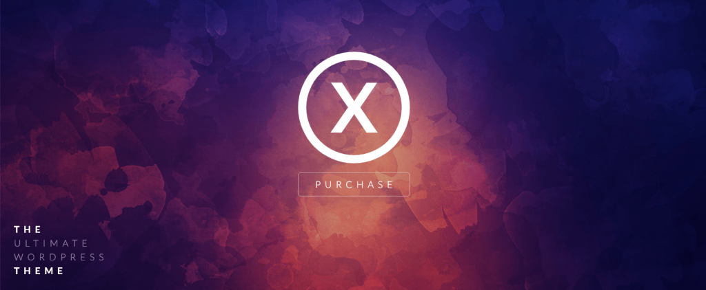 X WordPress Theme