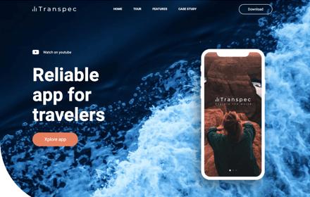 Digital Products Template Set - TRANSPEC