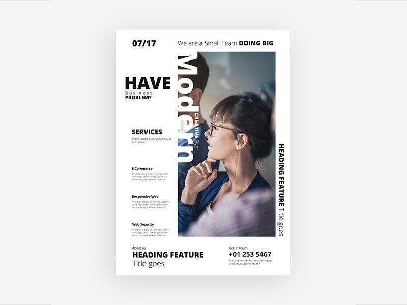 Details Minimalist Graphic Design