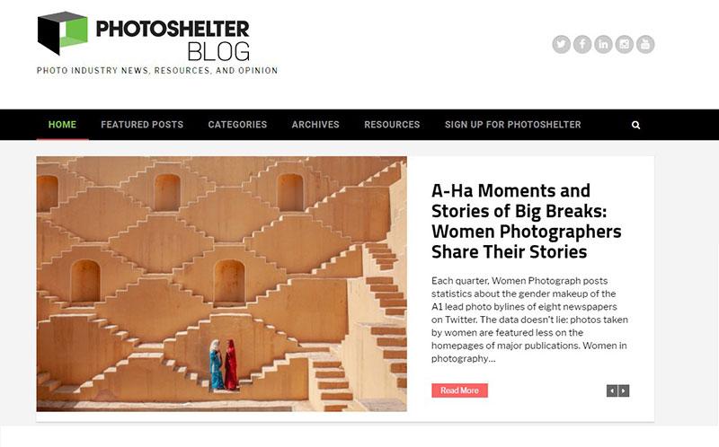 Photo Shelter Blog Photography Blog