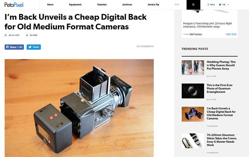 Peta Pixel Photography Blog