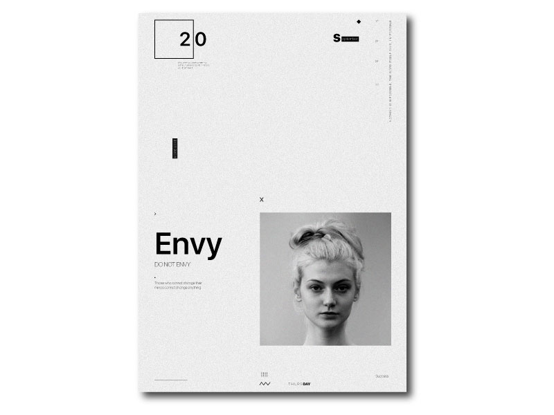 Simplicity Minimalist Graphic Design