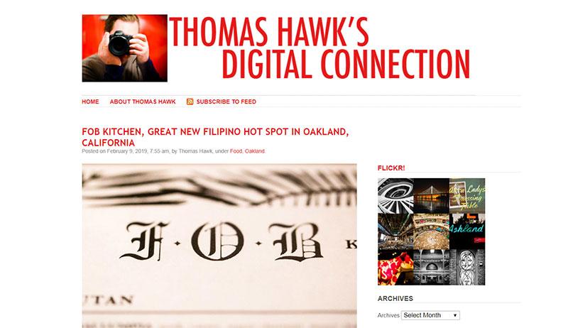 Thomas Hawk Photography Blog