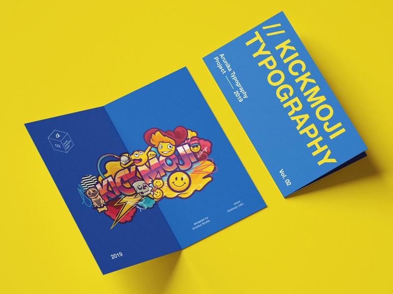 Typefaces Minimalist Graphic Design