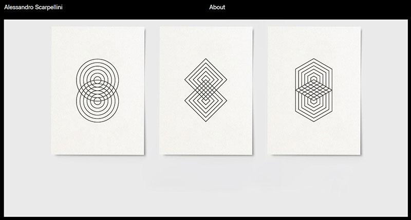 Alessandro Scarpellini Graphic Design Portfolio
