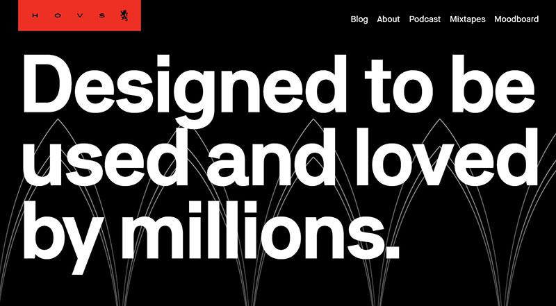 Tobias Van Schneider Graphic Design Portfolio