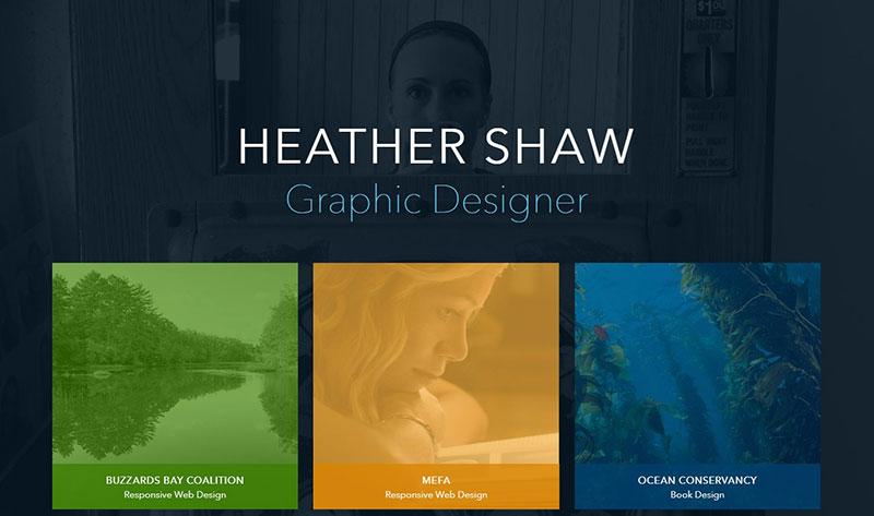 Heather Shaw Graphic Design Portfolio