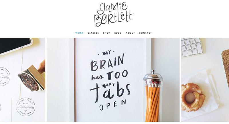 Jamie Bartlett Graphic Design Portfolio