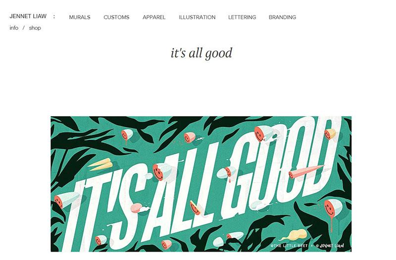Jennet Liaw Graphic Design Portfolio