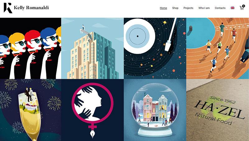 Kelly Romanaldi Graphic Design Portfolio