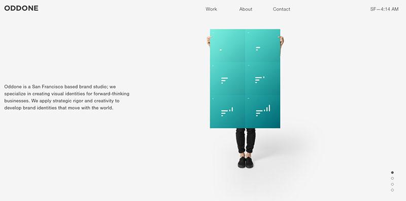 Oddone Graphic Design Portfolio