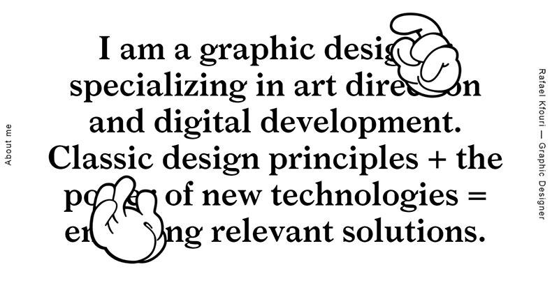 Rafael Kfouri Graphic Design Portfolio