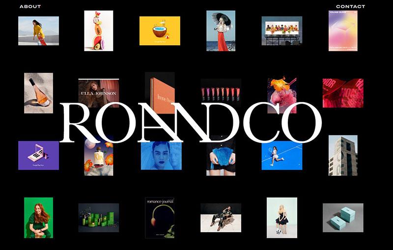 RoAndCo Graphic Design Portfolio