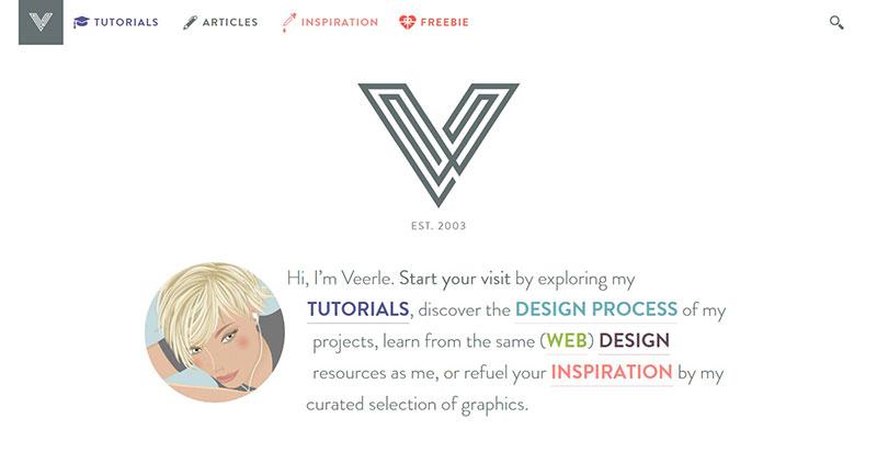 Veerle Pieters Graphic Design Portfolio