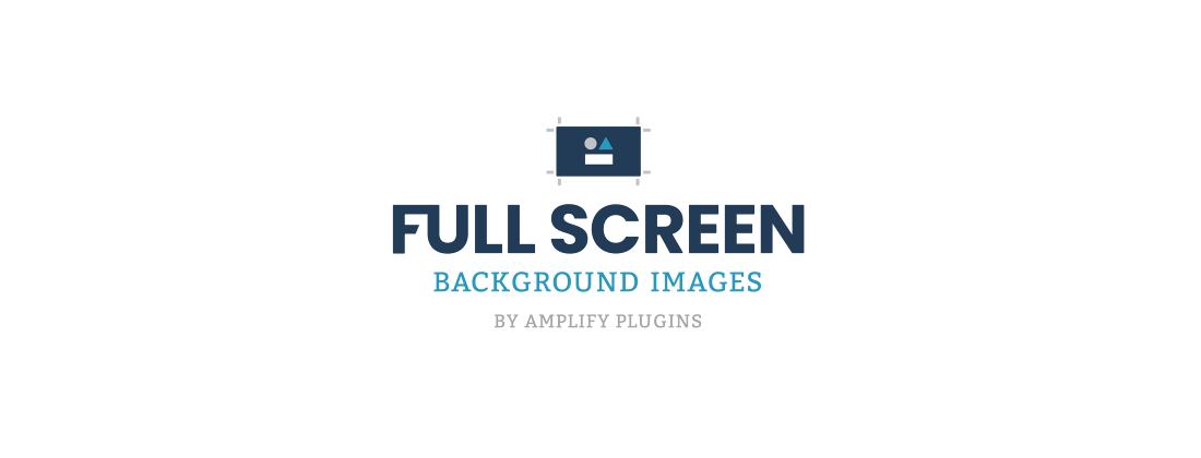FullScreen Background Image WordPress plugin