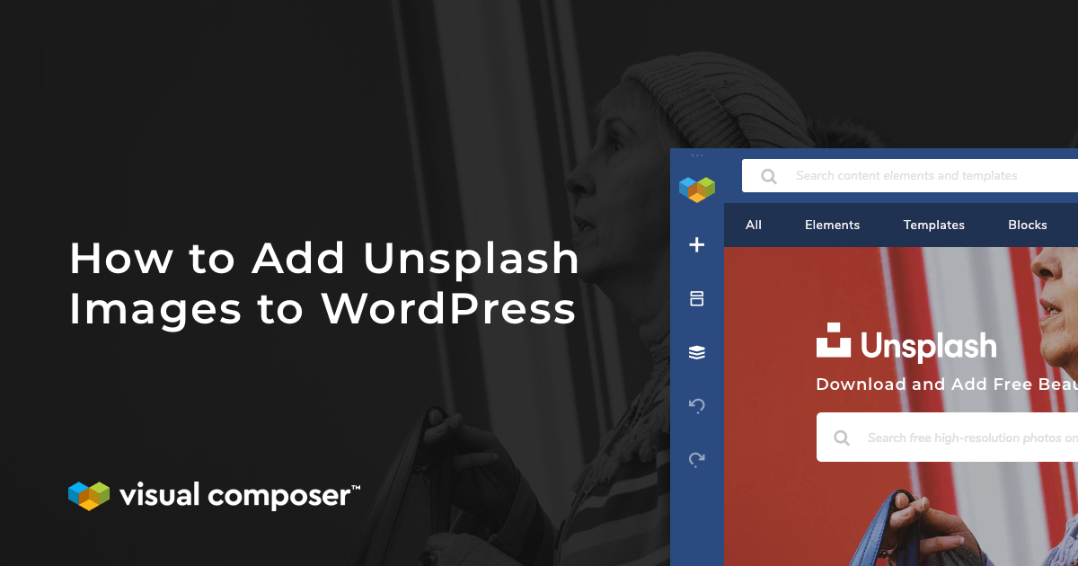 How to add Unsplash images to WordPress