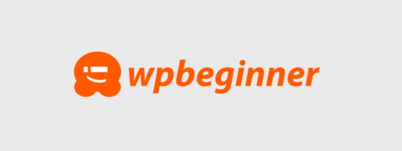 WPBeginner WordPress Tutorials