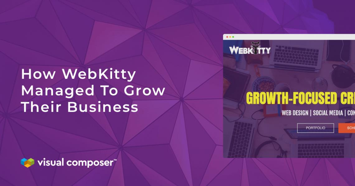 WebKitty website case study