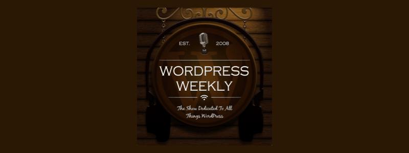WordPress weekly WordPress Tutorials
