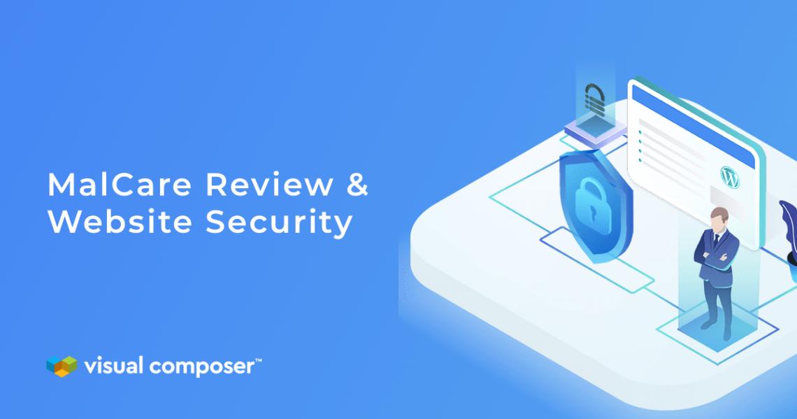 WordPress website security with MalCare