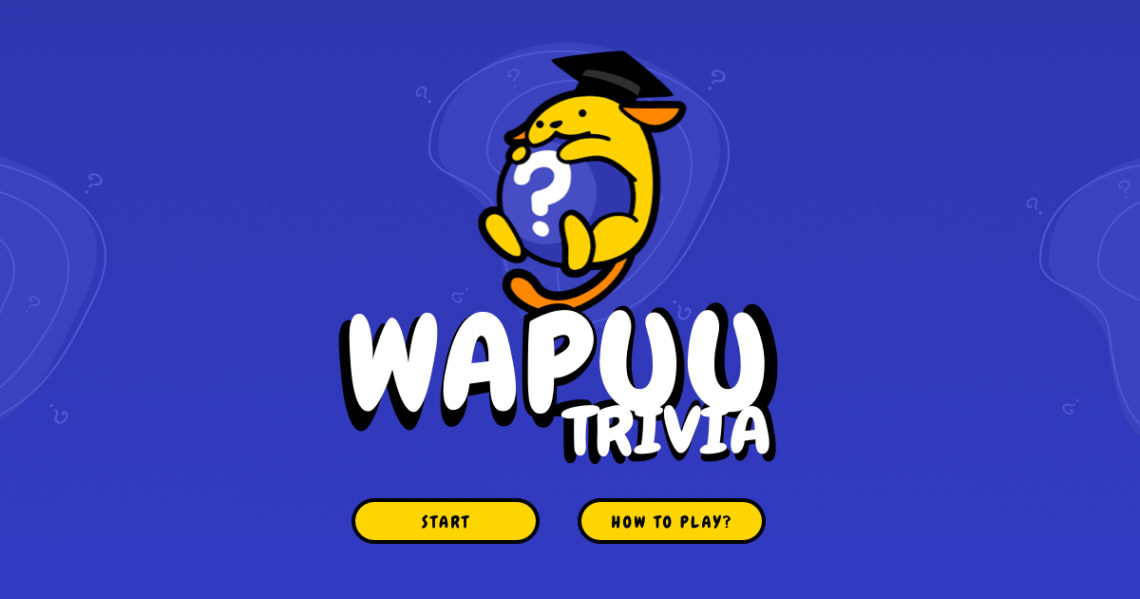 Wapuu Trivia is a free game by Visual Composer for WordPress