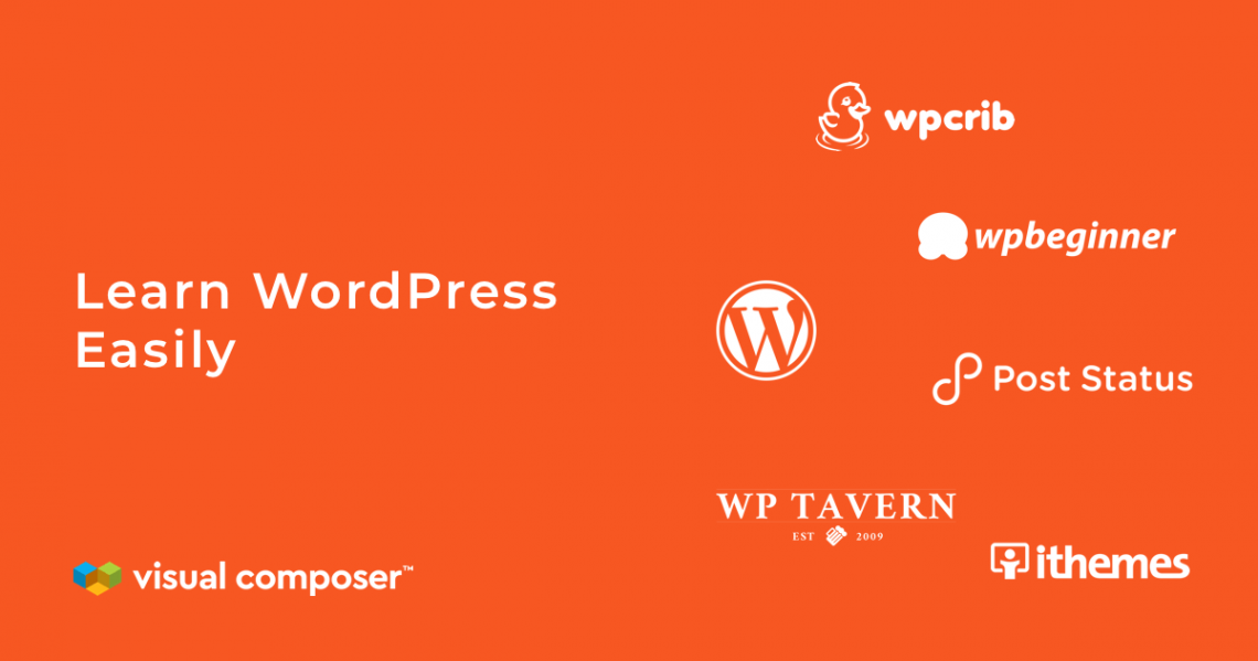 Best free WordPress tutorial sites to learn WordPress