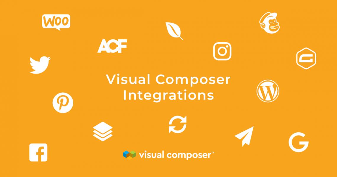 Visual Composer integrations