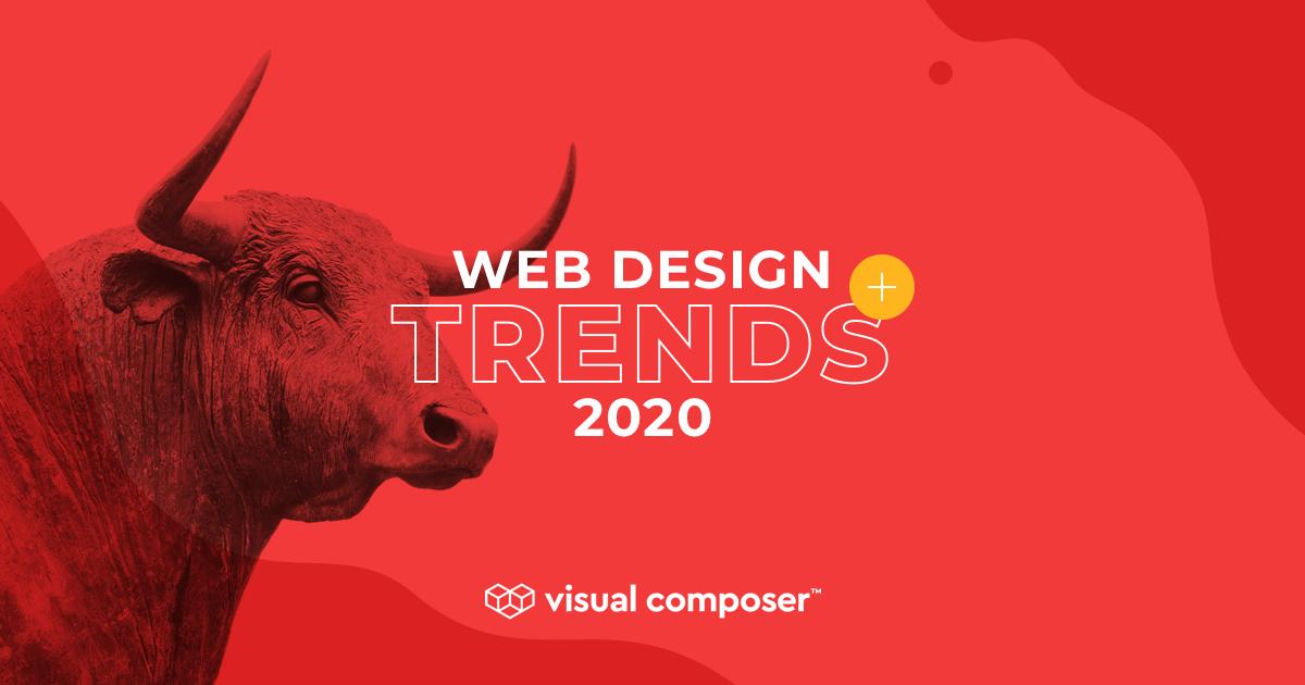 Web design trends of 2020