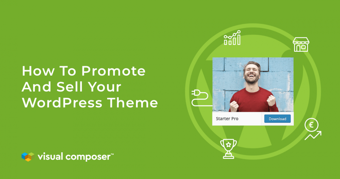 How to promote and sell WordPress theme