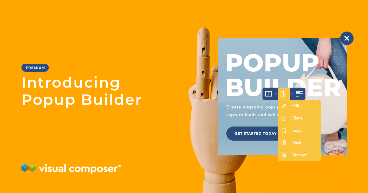 How to create popup for WordPress with Visual Composer Popup Builder
