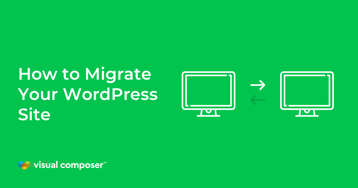 How To Migrate WordPress Site