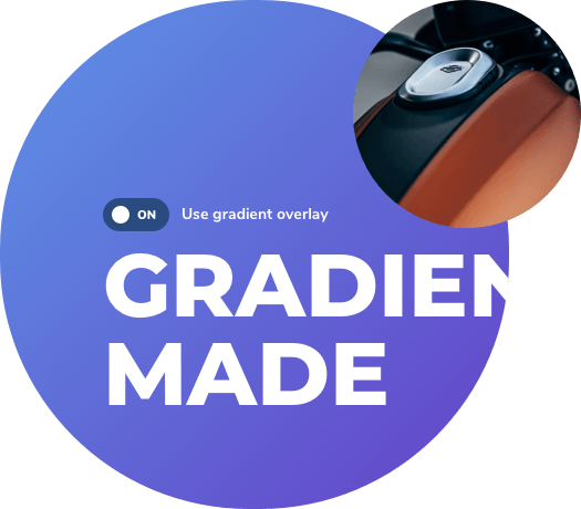 Add gradient color background to WordPress site