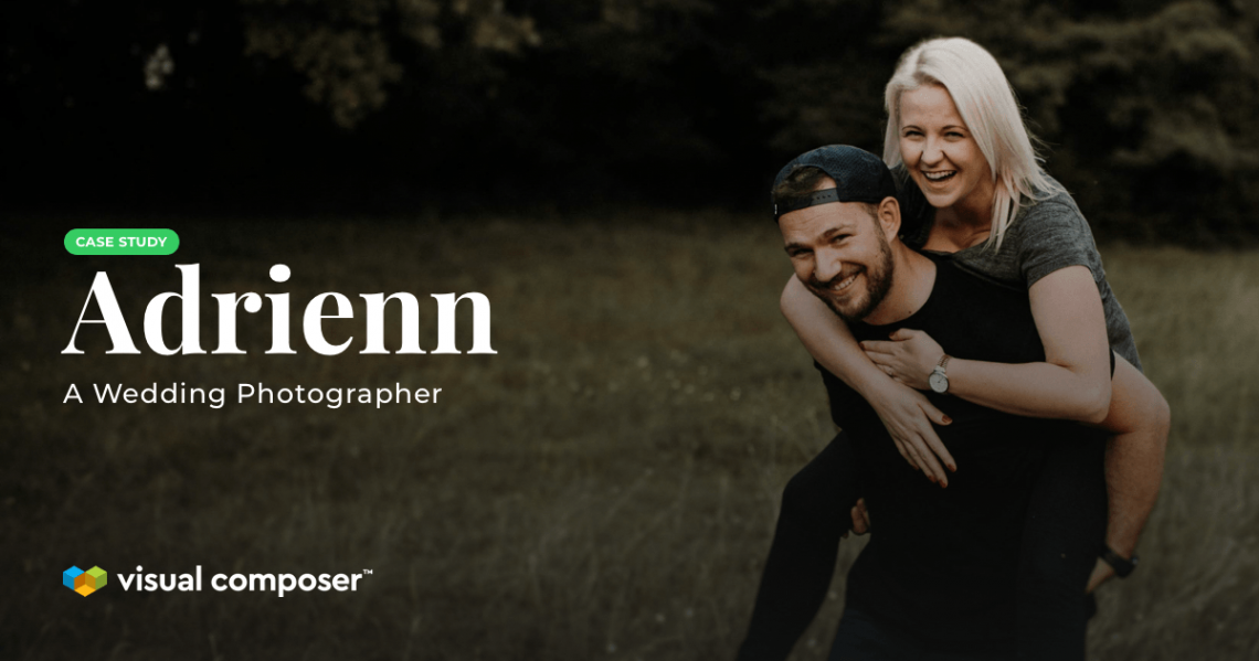 Adrienn Wedding Photography Case Study