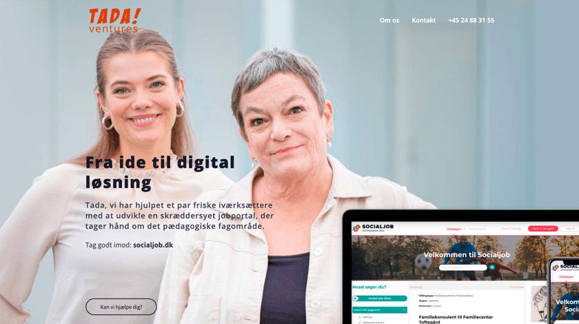 TADA Ventures digital marketing agency