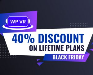 WPVR Black Friday discount