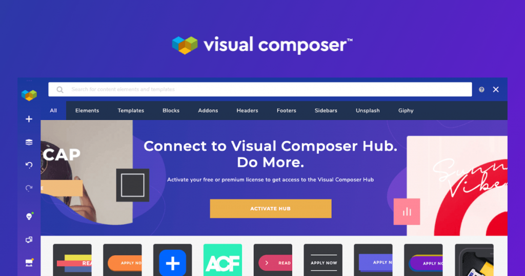 Visual Composer Website Builder for WordPress