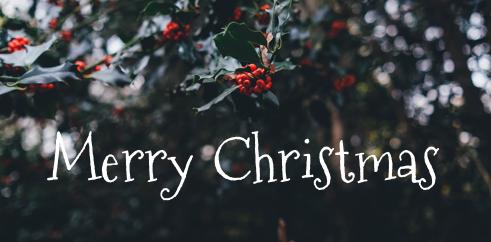 Mountains of Christmas Font