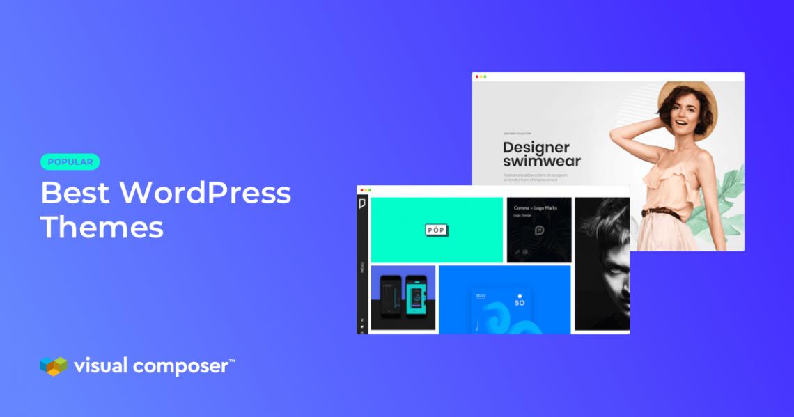 Best WordPress themes featured