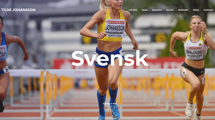 Tilde Johansson portfolio