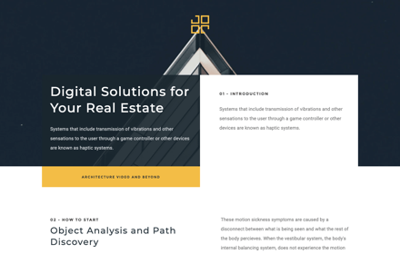 Business Consulting Template