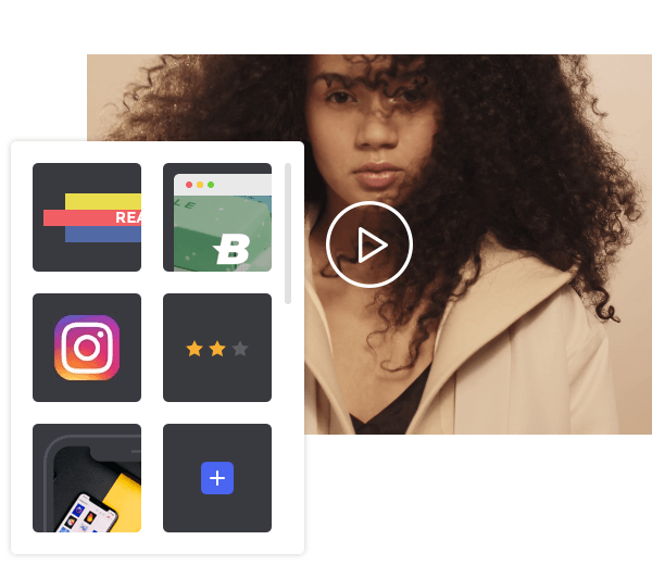 Visual Composer Elements Feature