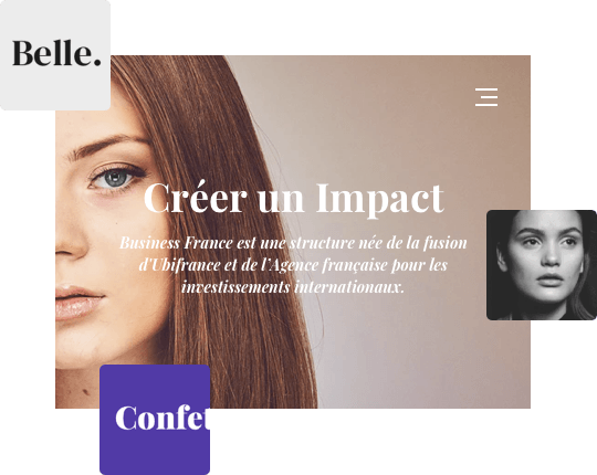 Visual Composer website builder for business