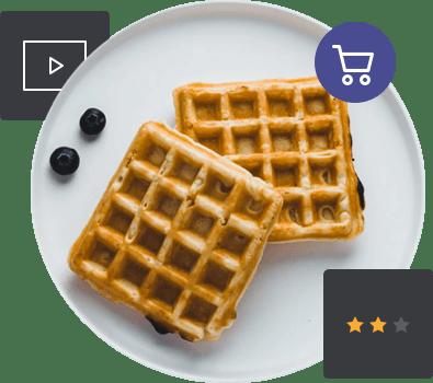Visual Composer website builder for online shop
